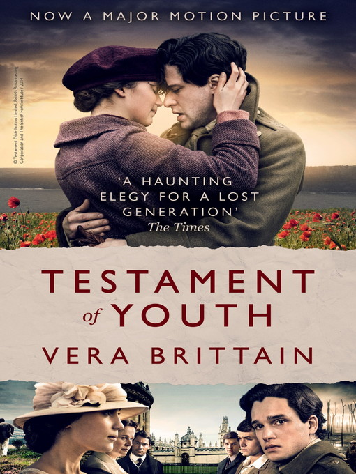 Testament of Youth (eBook): An Autobiographical Study of the Years 1900-1925